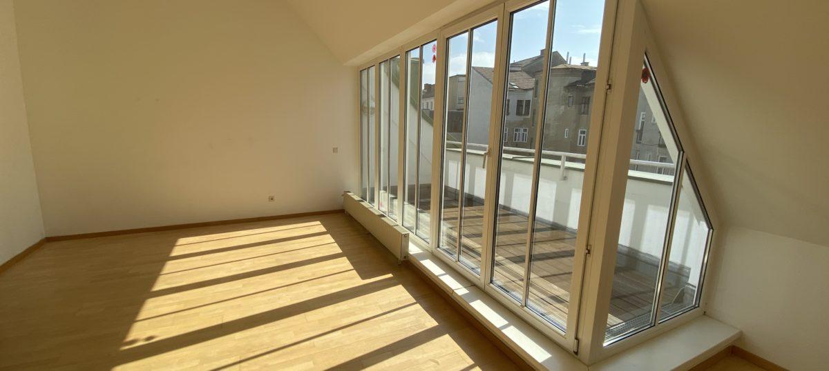 1060 Wien DG-Wohnung