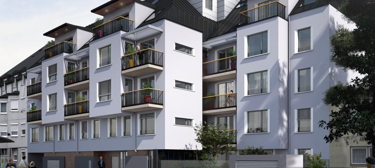1220 Wien Terraced House