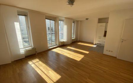 Gemütliche 1-Zimmer Wohnung mit Balkon nahe Naschmarkt - provisionsfrei!
